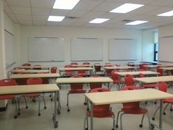 Whiteboards in Room D-244
