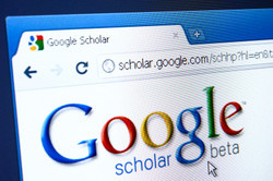 Google Scholar (photo : iStockphoto)