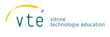 Logo VTÉ, Vitrine technologie éducation