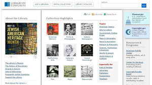 Library of Congress Site
