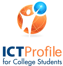 ICT Profile logo