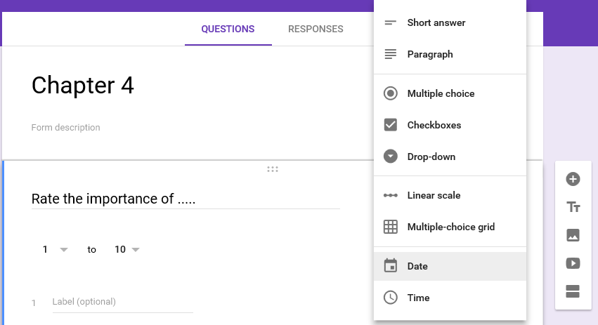 New Quiz Feature in Google Forms | Profweb