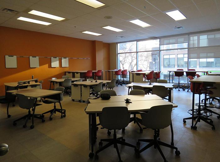 Classroom Design Articles : Pourquoi et comment repenser la conception des salles de