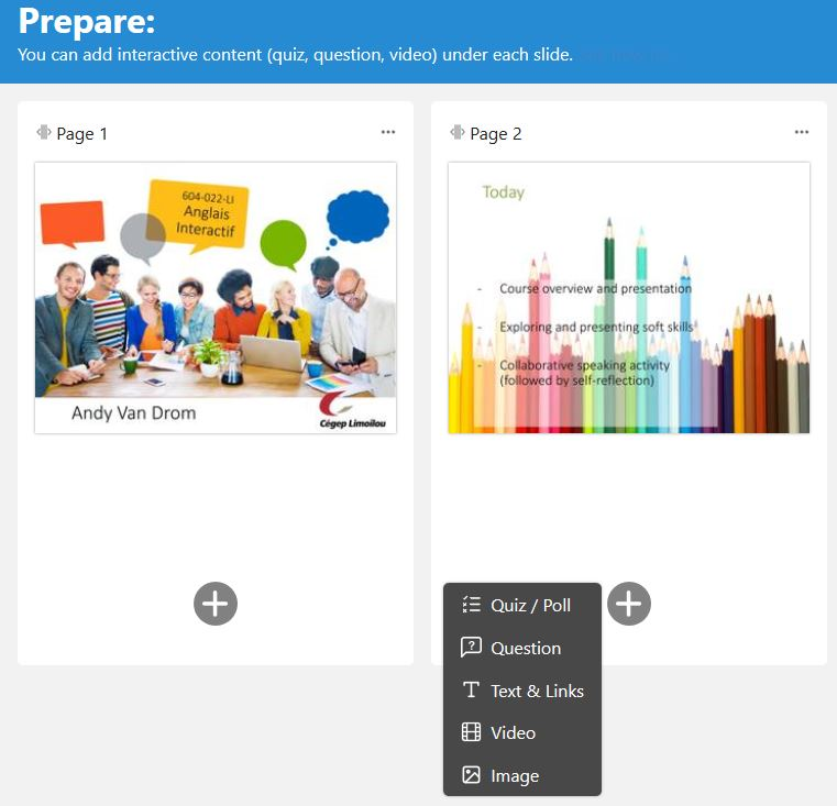 Spice Up Your Powerpoints With 2 New Apps Profweb