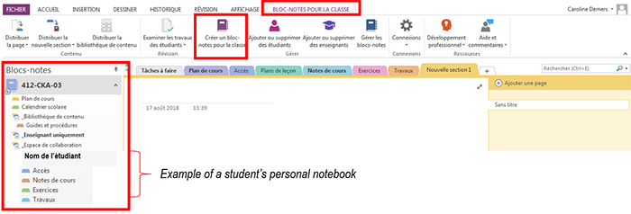 OneNote: an Effective Tool for Note Taking, Document