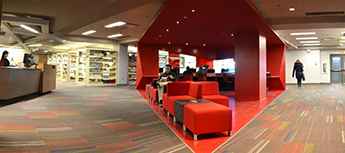 Bibliotheque cegep limoilou campus charlesbourg