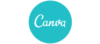 Canva circle logo